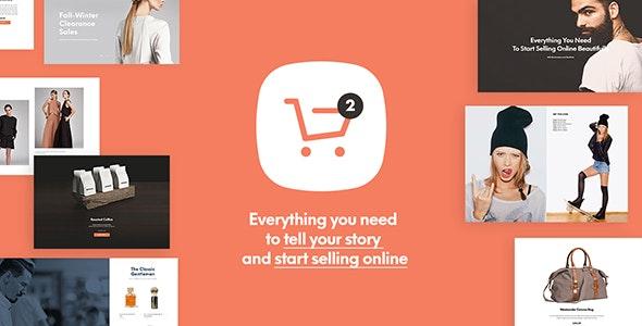 Nulled Shopkeeper v2.9.41 - Responsive WordPress Theme