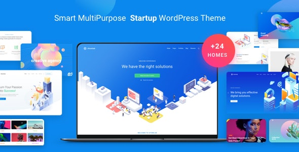 Nulled Atomlab v1.9.0 - Multi-Purpose Startup WordPress Theme